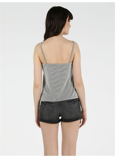 Colin's CL1051319_Q1.V1_NAV Slim Fit Kadın Lacivert Atlet Lacivert